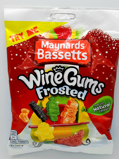 Frosted Wine Gums (UK)