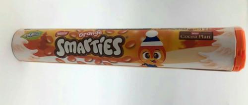 Smarties Orange Giant Tube UK