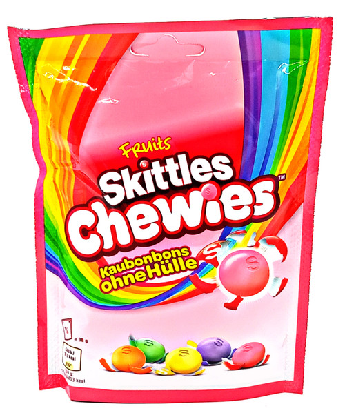 Skittles Chewies No Shell (Germany)