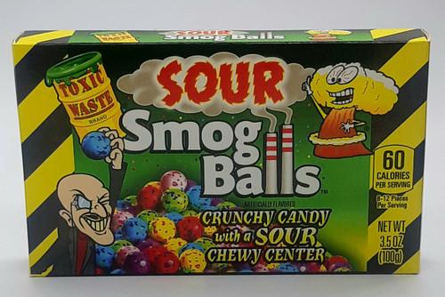Toxic Waste Smog Balls Theater Box