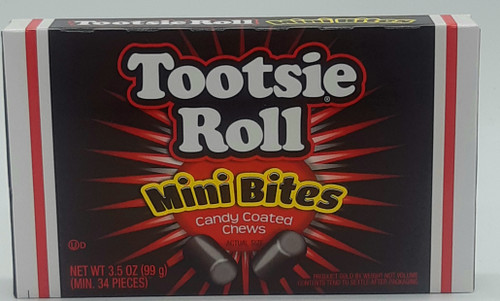 Tootsie Roll - Mini Bites 3.5oz (99g)