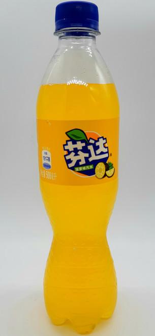 Fanta Pineapple 500ml