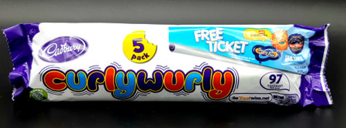 Curly Wurly 5-Pack