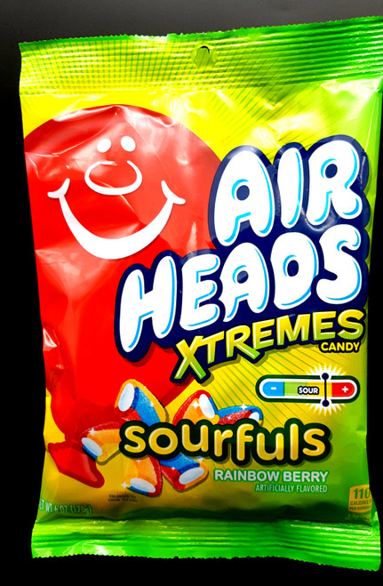 AIRHEADS XTREMES SOURFULS RAINBOW