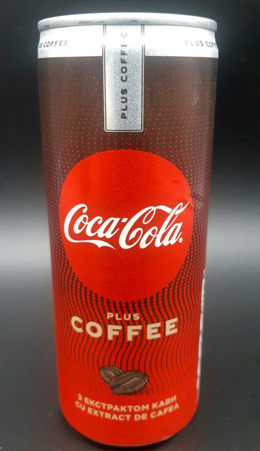 Coca Cola Plus Coffee