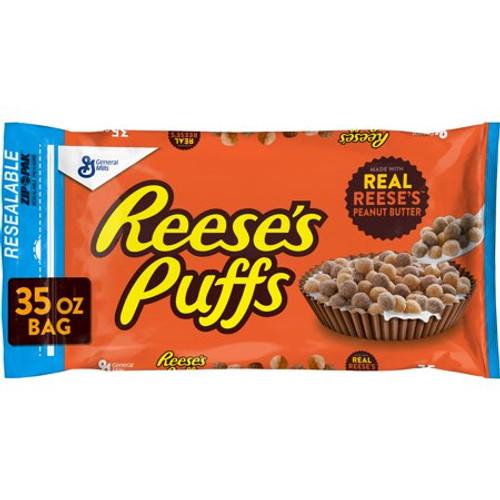 Reese's Puffs Peanut Butter 35 oz
