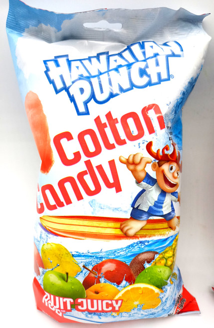Hawaiian Punch Cotton Candy 88g