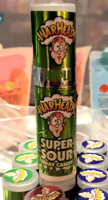 Warheads Super Sour Candy Spray