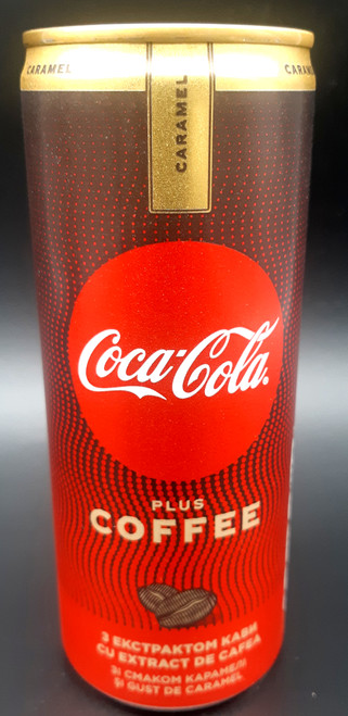Coca Cola Plus Coffee Caramel