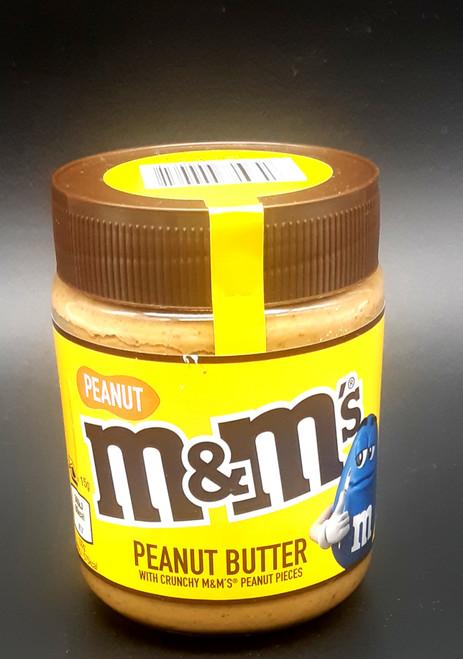 M & M Peanut Butter Spread