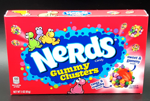 Nerds Gummy Clusters Theater Box
