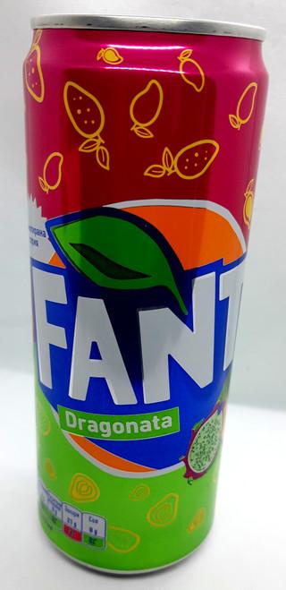 Fanta Dragonata Can