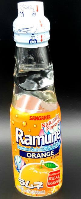 Sangaria Ramune Orange