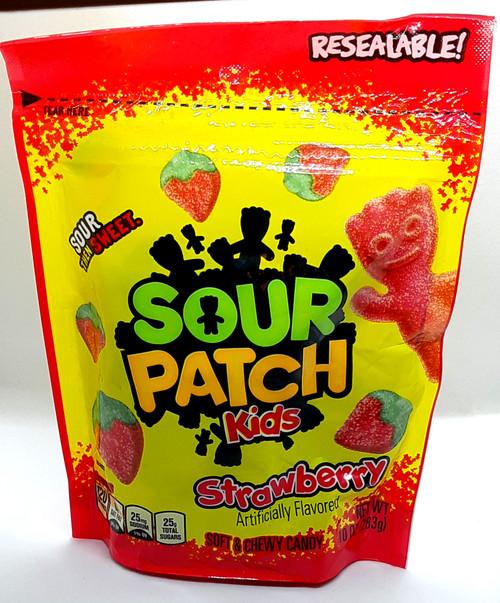 Sour Patch Kids Strawberry Candies - 10 oz.