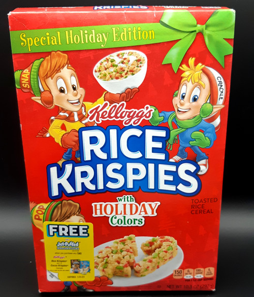 Rice Krispies Holiday Edition