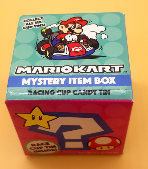Boston America Mario Kart Mystery Item Box