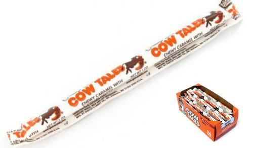 Cow Tales Vanilla Caramel