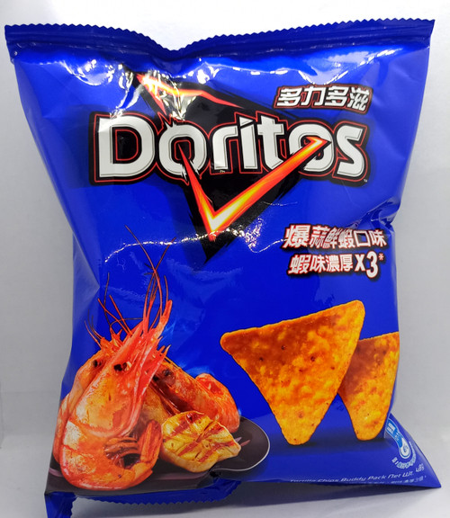 Doritos Fried Garlic Shrimp