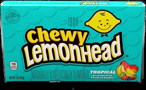 Chewy Lemonhead Tropical Flavor