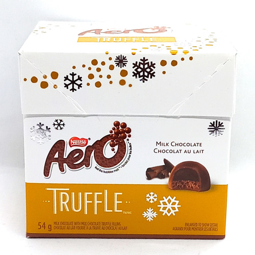 AERO TRUFFLE™ Milk Chocolate Small Gift Box