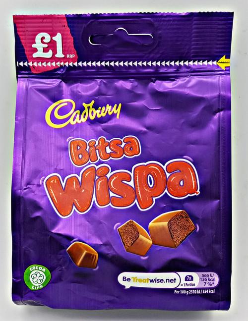 Cadbury Bitsa Wispa