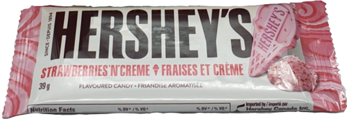 Hershey's Strawberries and  and Creme