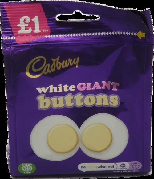 Cadbury White Giant Buttons
