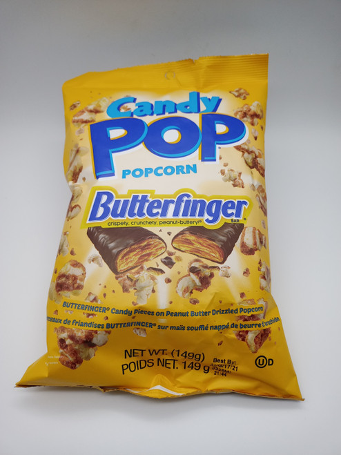 Candy Pop Popcorn - Butterfinger