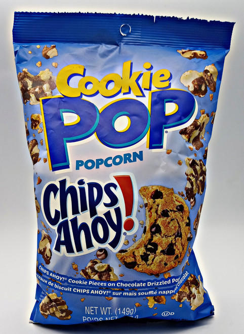Candy Pop Popcorn - Chips Ahoy