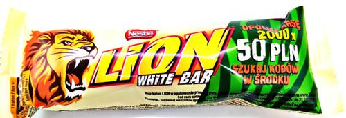 Lion Bar White Chocolate