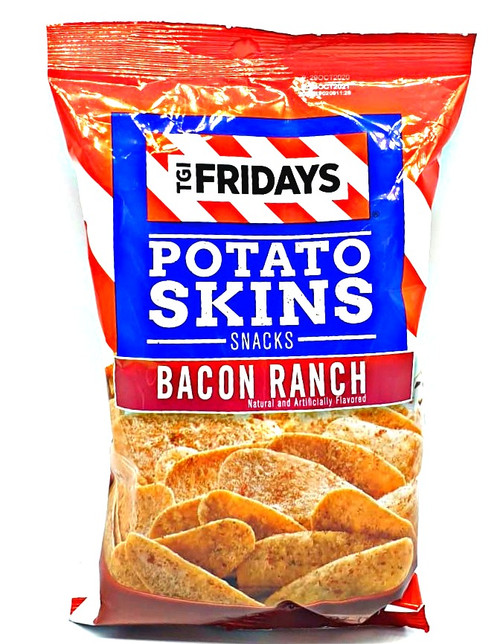 TGI Friday Bacon Potato Skin 4Oz