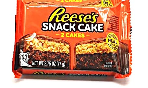 Reese's Snack Cake Bar