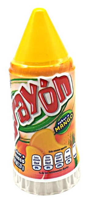 Crayon Mango  from Mexico