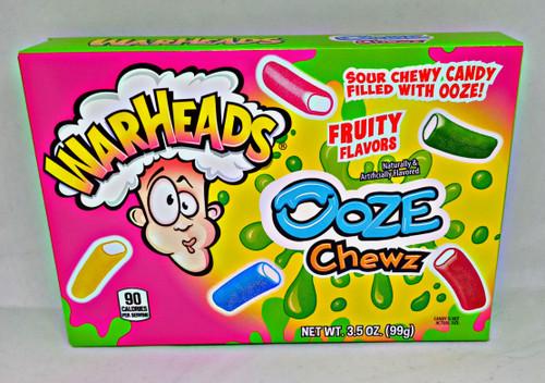 Warheads Ooze Chews 3.5oz