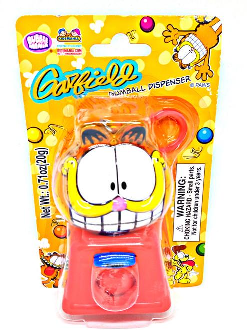 Kidsmania Garfield Bubble Gum Dispenser