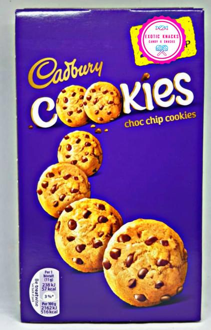 Cadbury Chocolate Chip Cookies 150g