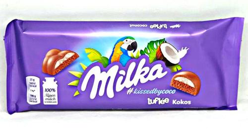 Milka Luflee Kokos