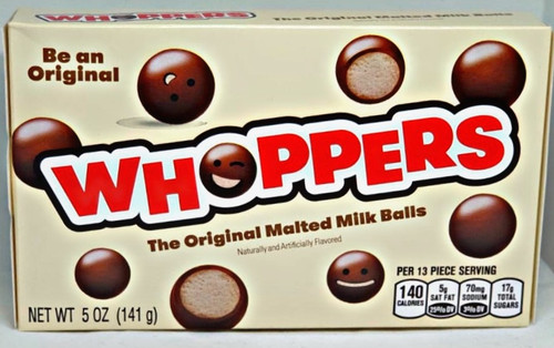 Whoppers Theater Box