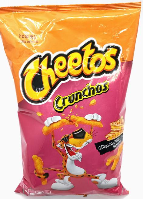 Cheetos Crunchos Cheese & Ham Toast Flavour
