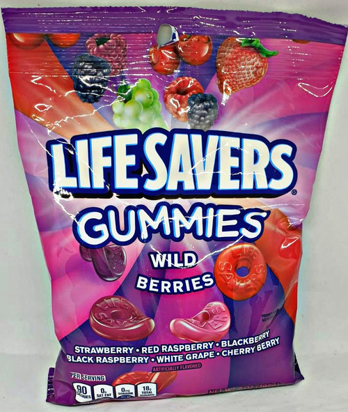 Lifesavers Gummies WildBerries
