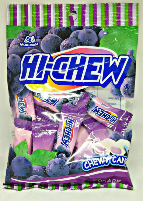 Hi-Chew Candy Grape