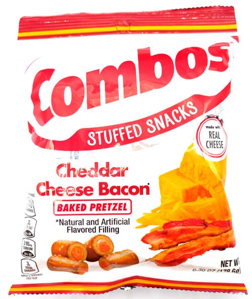 Combos Cheddar Cheese Bacon Baked Pretzel-6.3oz