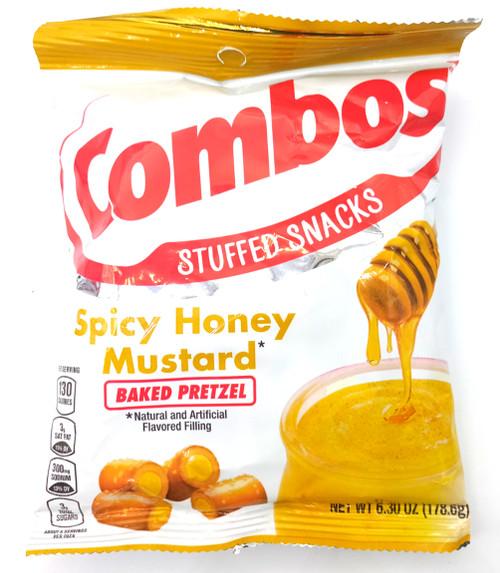 Combos Spicy Honey Mustard