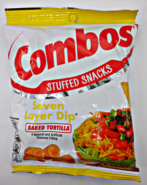 Combos Seven Layer Dip