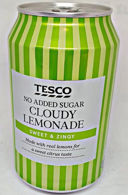 Diet Cloudy Lemonade 330mL