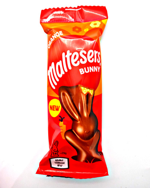 MaltEaster Bunny Bar Orange