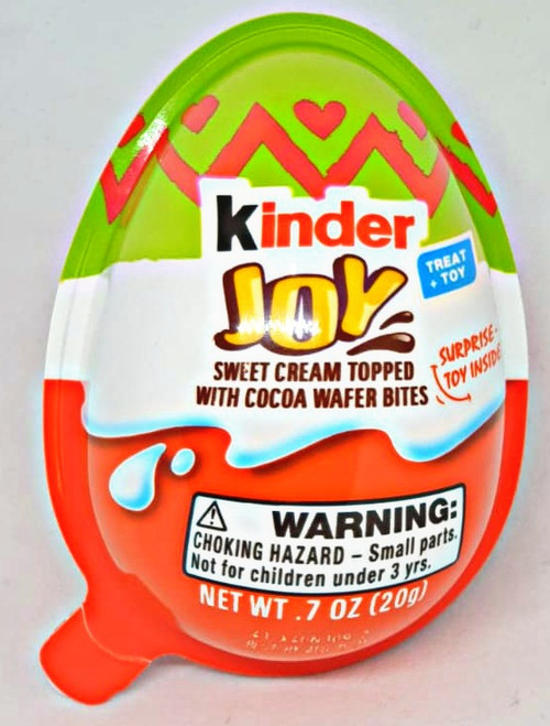 Kinder Joy Eggs with Toy