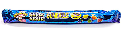 Warheads Super Sour 10 Gumball Tube