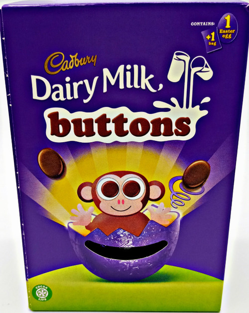Easter Cadbury Buttons small eggs