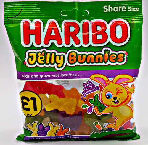 Easter Haribo Jelly Bunnies